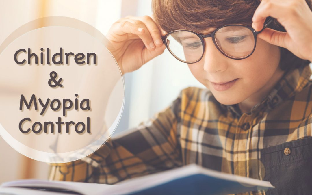 Children & Myopia Control