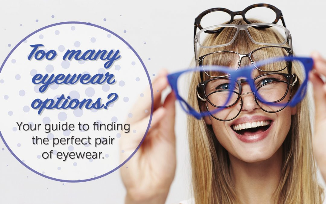 Your Guide to Choosing the Perfect Eyewear
